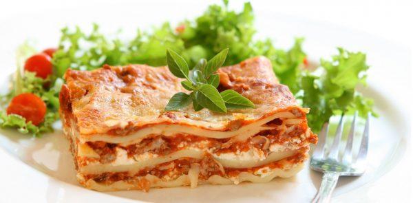 Lasagnes avec faible teneur en sel | Recette Santé OfficeMed
