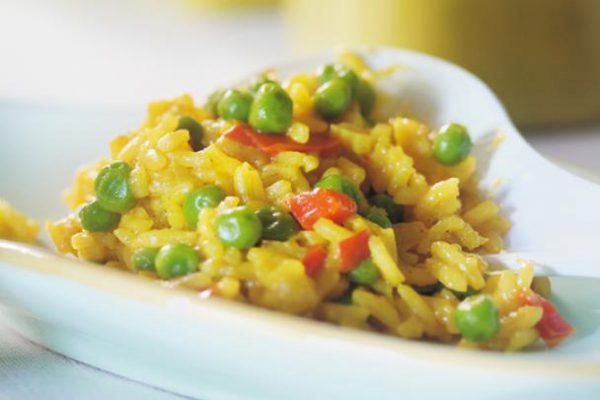 Paella végétarienne | Recette Santé OfficeMed