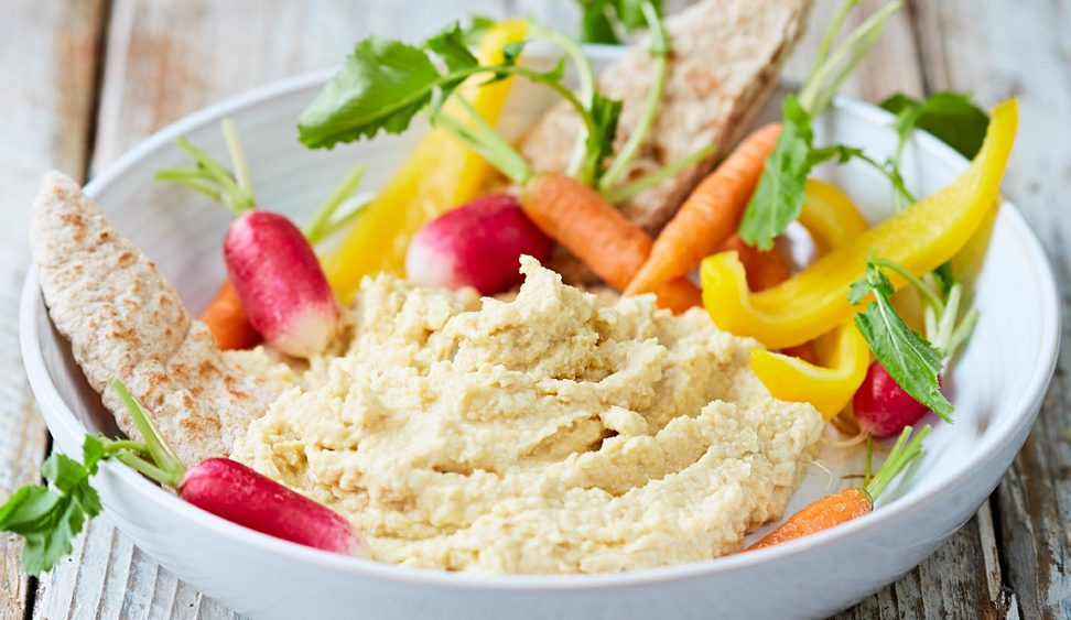 Houmous simple proposé par OfficeMed - Centre Médical Georges-Favon à Genève Plainpalais