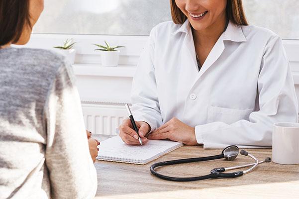 Bilan de santé à OfficeMed