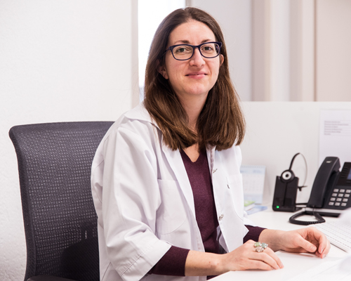 Docteur Sandra Bronnimann - Centre pediatrique meyrin, centre médical Geneve