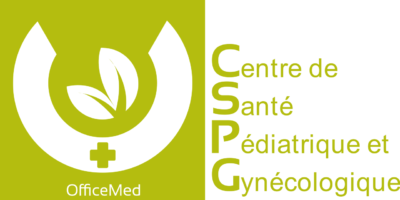 Officemed Cspg Centre De Sante Pediatrique Et Gynecologique Logo
